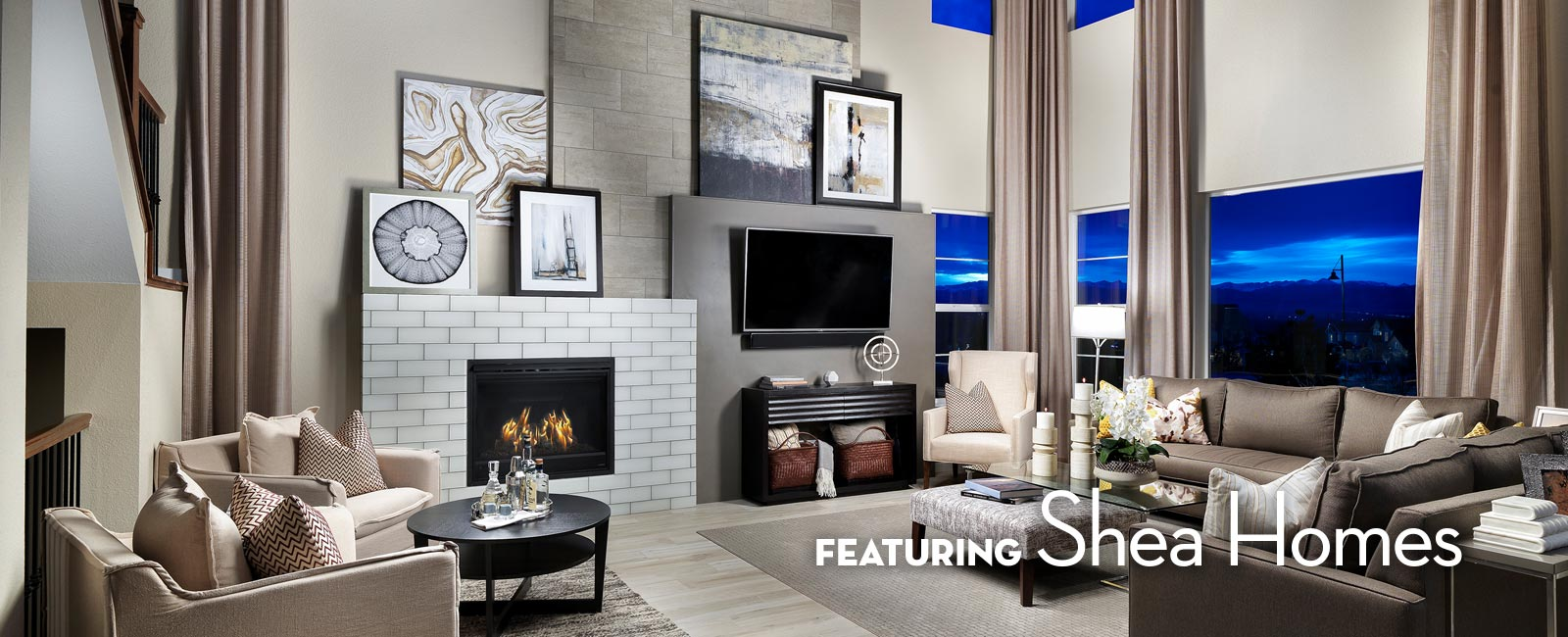 Colliers Hill - Shea Homes