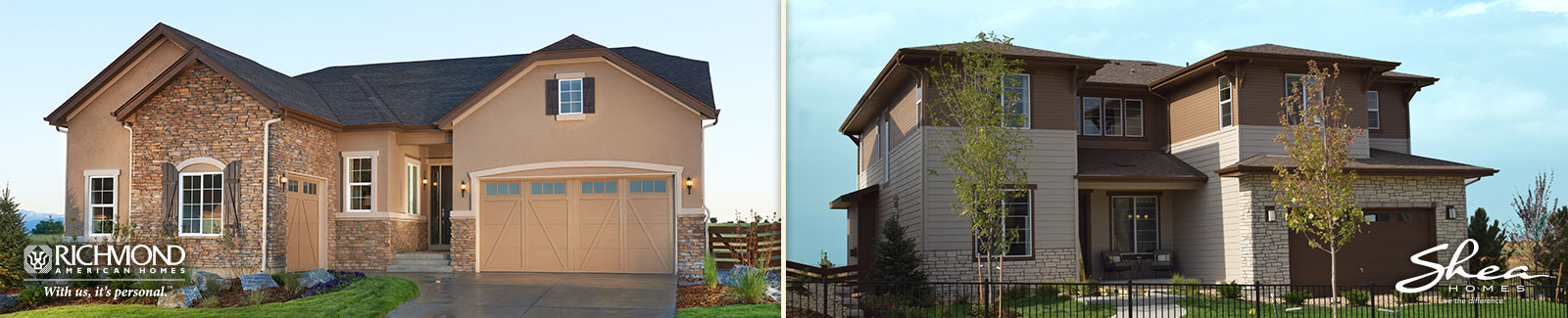 Home Builders In Erie Co Shea Homes Richmond Homes Colliers Hill Colliers Hill In Erie