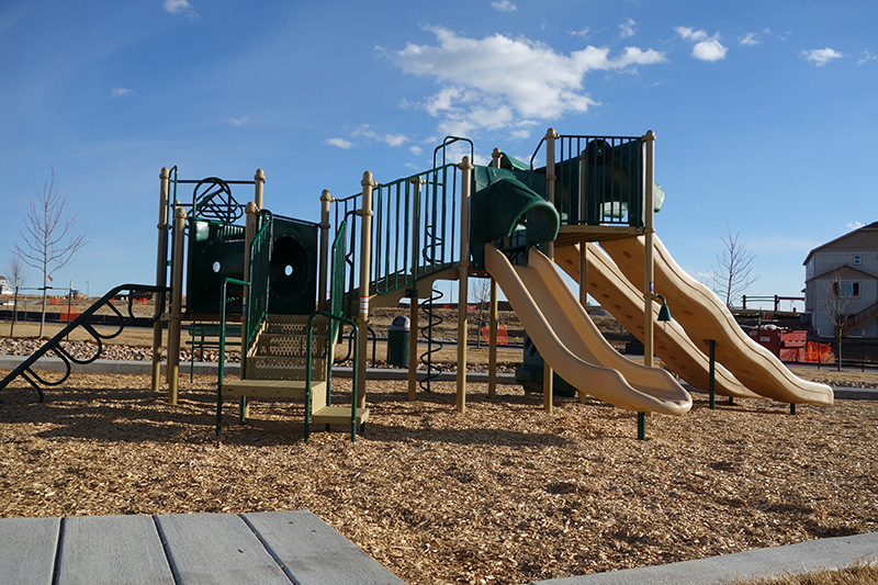 Colliers Hill Playground