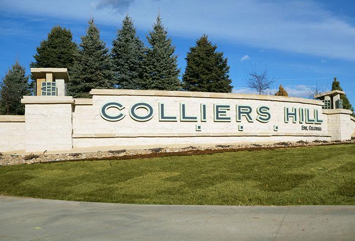 Colliers Hill - Erie, Colorado