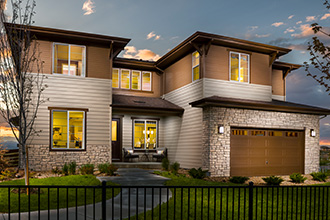 Shea Homes – Peakview Collection