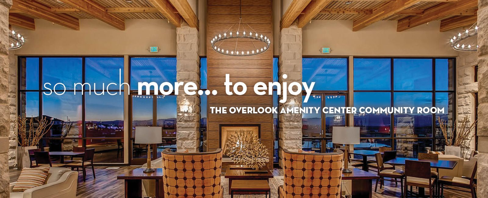 Colliers Hill - The Overlook Amenity Center